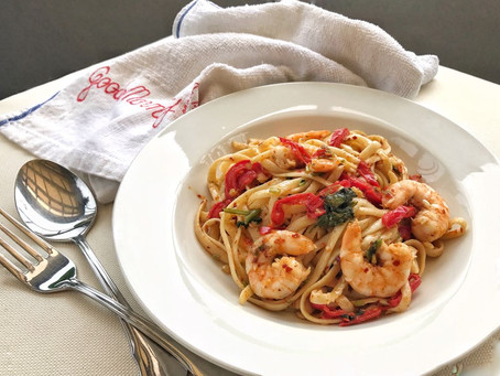 The Ultimate Prawn Pasta Aglio Olio Recipe