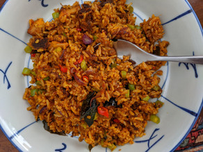 Spicy Sardine Satti Sorru