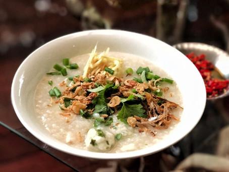 Fish Porridge with Handmade Fishballs