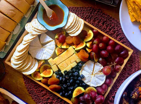 How To Make a Cheeseboard for Any Occasion