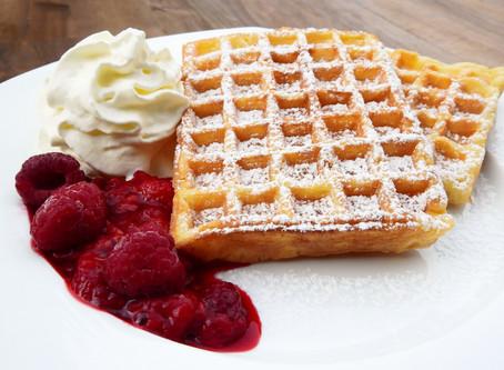 How To Make Light & Crispy Waffles