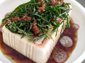 Marinated Sesame & Soy Cold Tofu