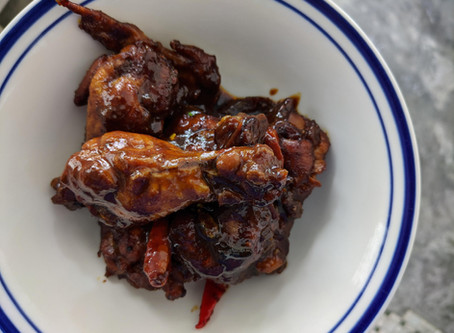 My Mama's Kicap Ayam Recipe (Soy Sauce Chicken)