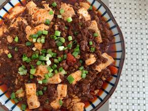 Spicy Szechuan Mapo Tofu with Chicken