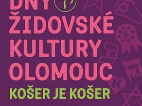 Začínají tradiční Dny židovské kultury Olomouc