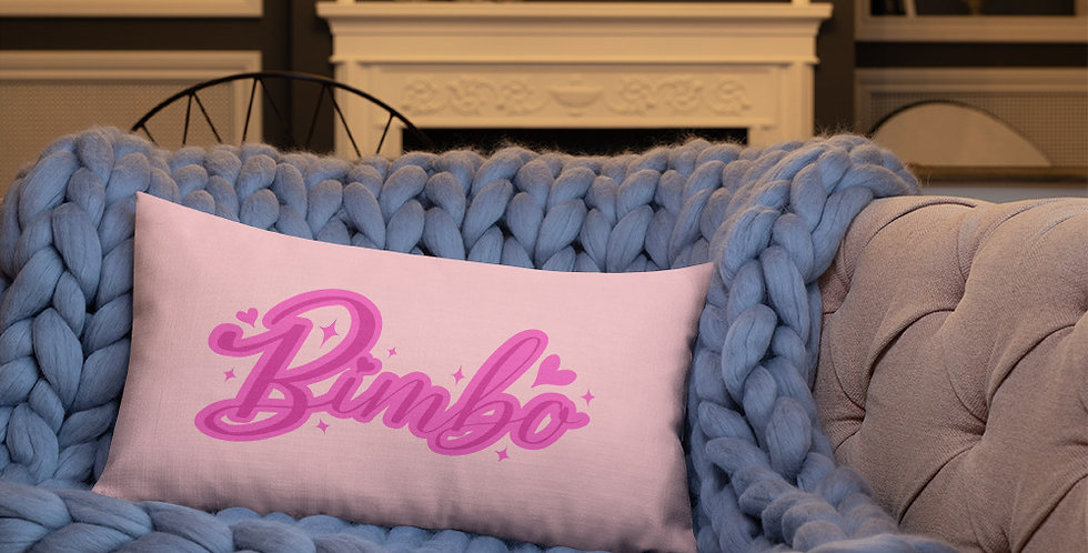 Bimbo Pillow