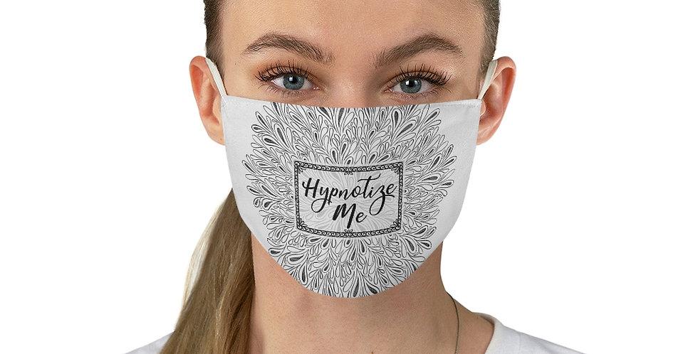 Hypnotize Me Face Mask (White)