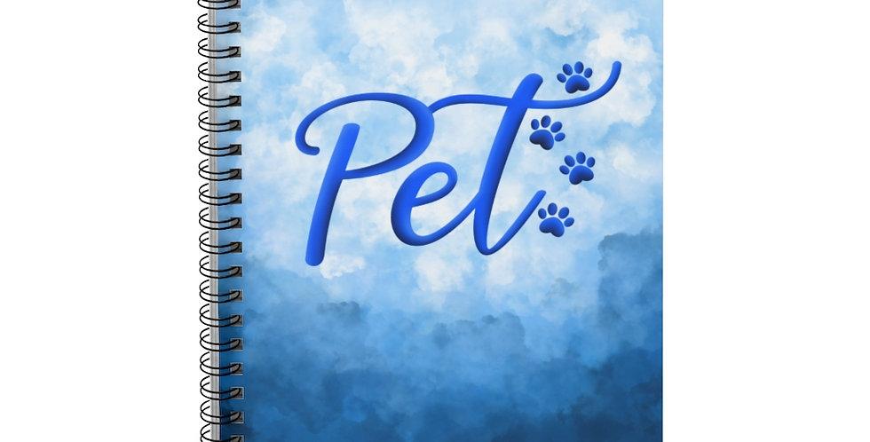 Pet Spiral Notebook