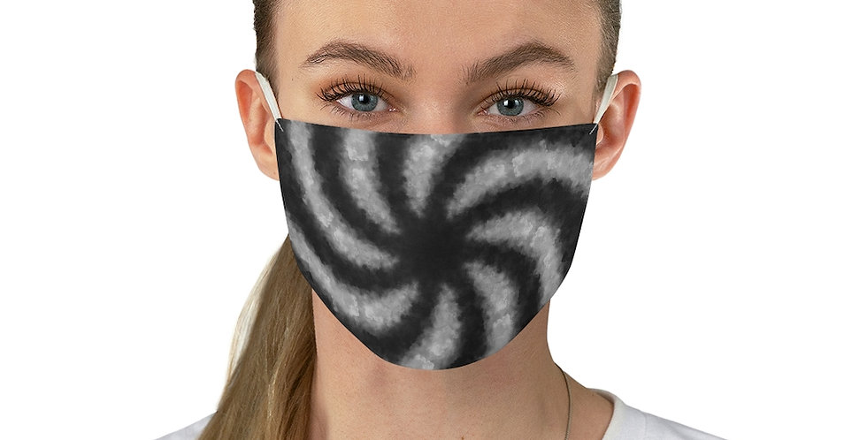 Spiral Face Mask