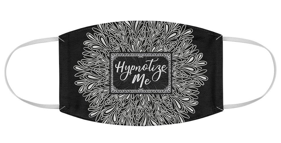 Hypnotize Me Face Mask (Black)
