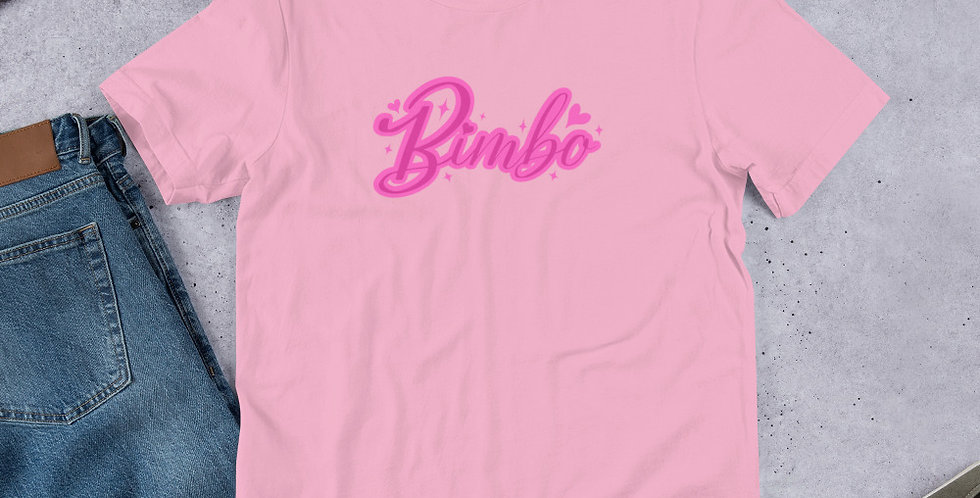 Bimbo Unisex T-Shirt