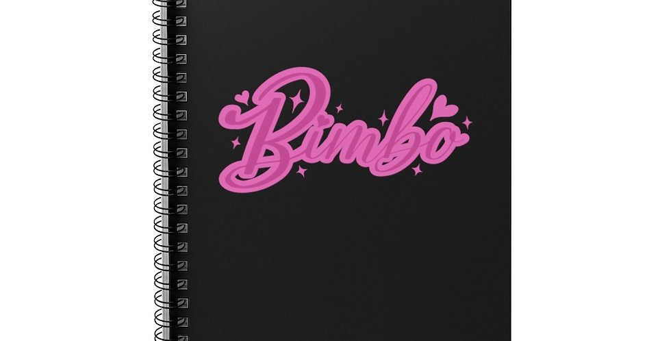 Bimbo Spiral Notebook