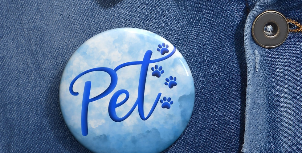 Pet Button