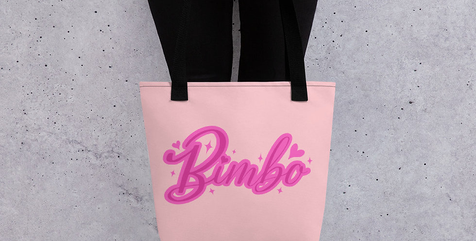 Bimbo Tote Bag