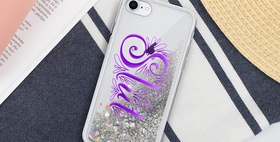 Slut Glitter Phone Case