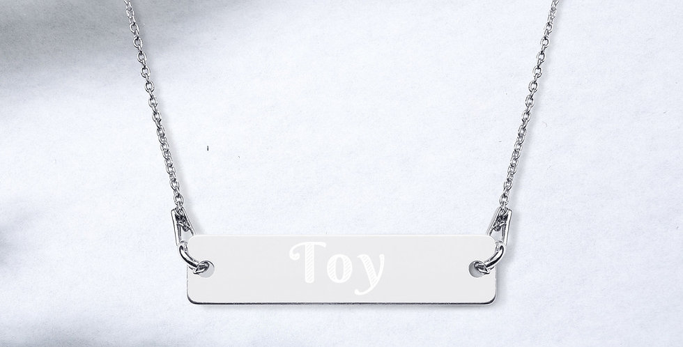 Toy Bar Necklace