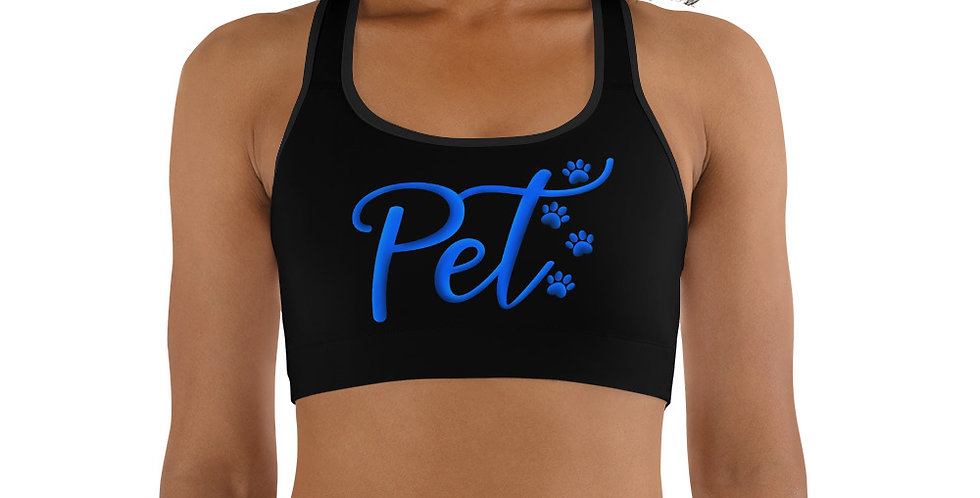 Pet Sports Bra