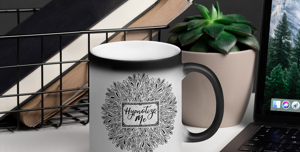 Hypnotize Me Magic Mug