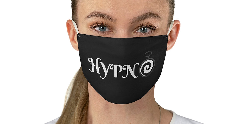 Hypno Face Mask (Black)