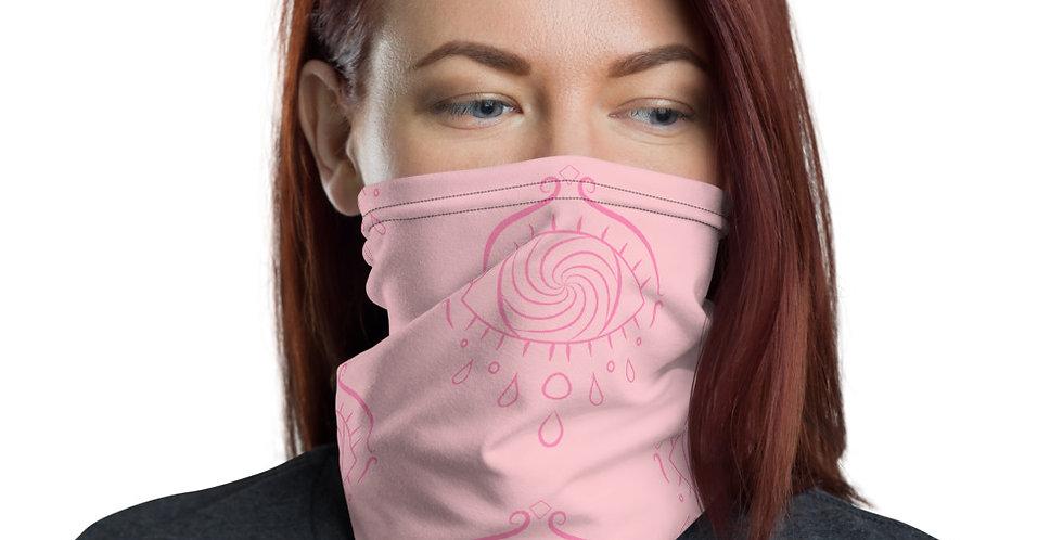 Hypnotic Aphrodite Neck Gaiter (Pink)
