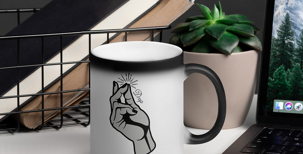 Drop Snap Color Changing Mug
