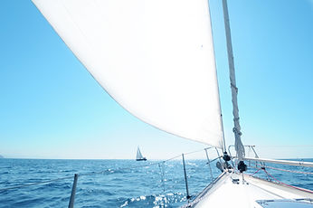 A picture of a sailboat on the ACTivate Vitality website