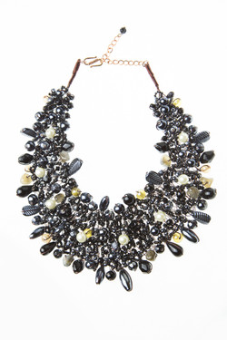 Semiprecious stones fashion jewelry