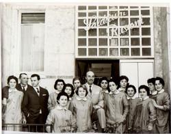 Saldarini in the '50s