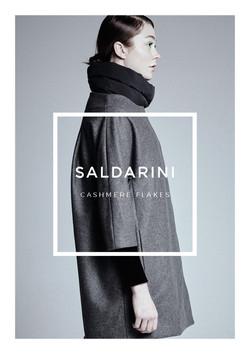 Saldarini cashmere flakes AW17-18