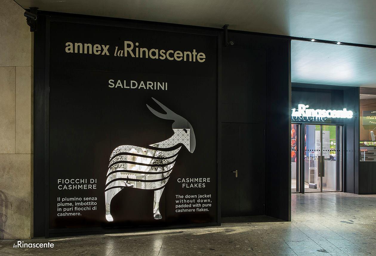 La Rinascente - Milan