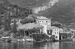 Lake Como, home to us
