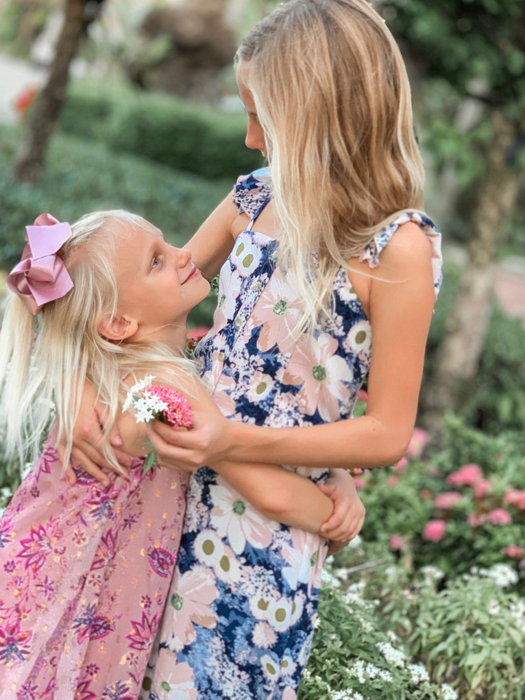 FALL FLORALS FOR MY FAIRY PRINCESSES