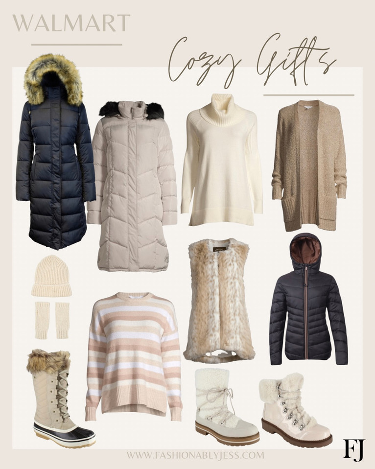 COZY WALMART HOLIDAY GIFTS