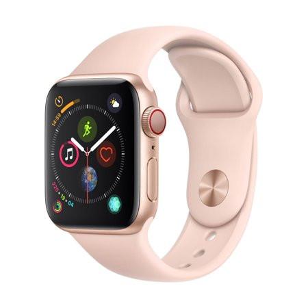 Apple Watch Series 4 GPS + LTE - 40mm - Sport Band - Aluminum Case