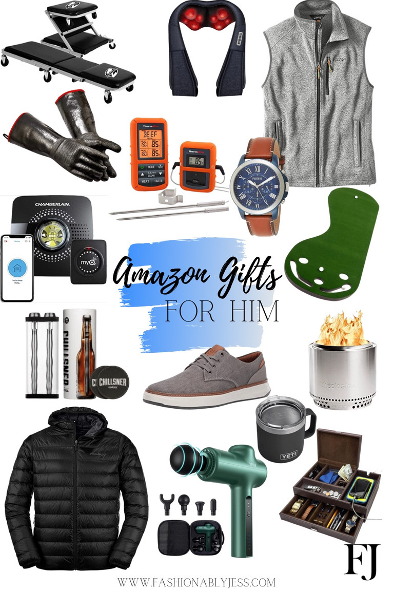 AMAZON HOLIDAY GIFT GUIDES 2020