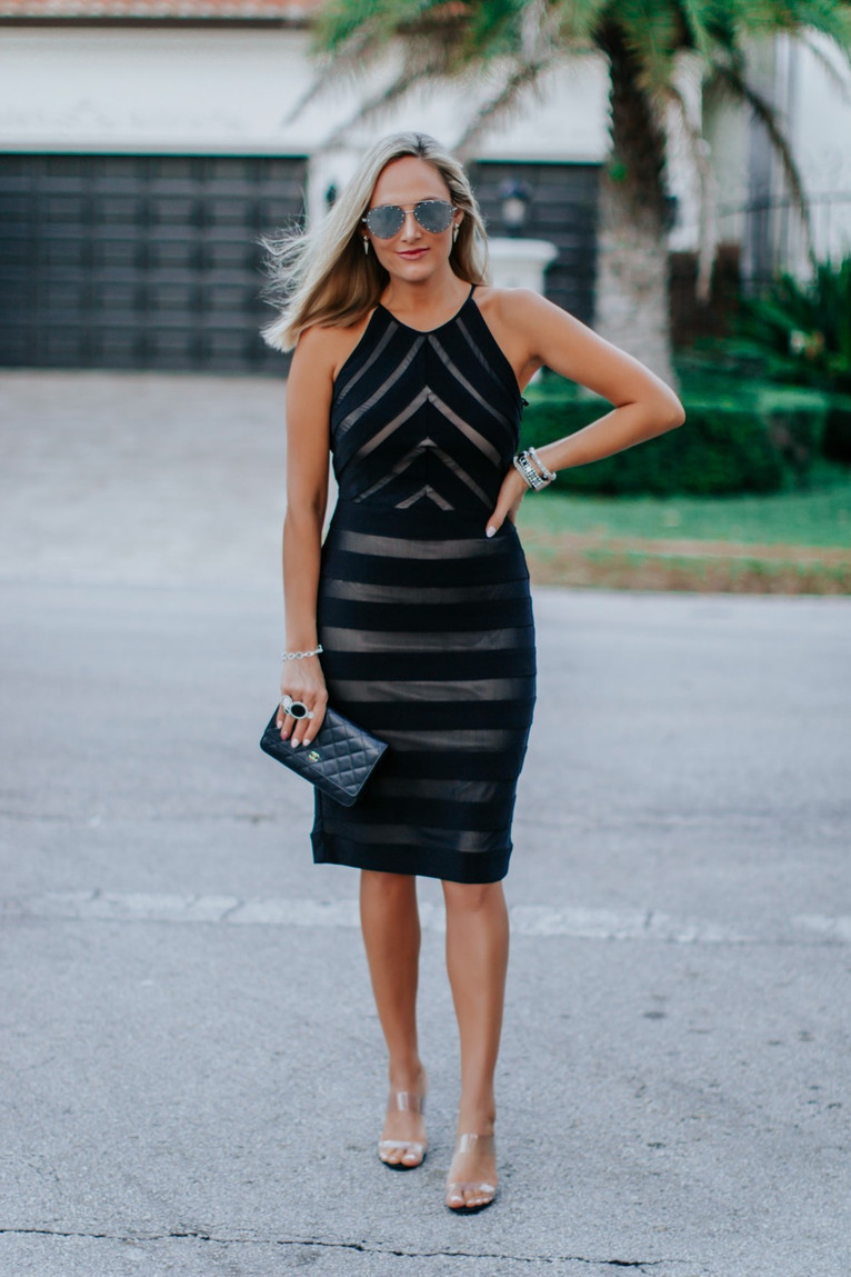THE LITTLE BLACK DRESS YOU NEED FOR NEW YEAR'S EVE