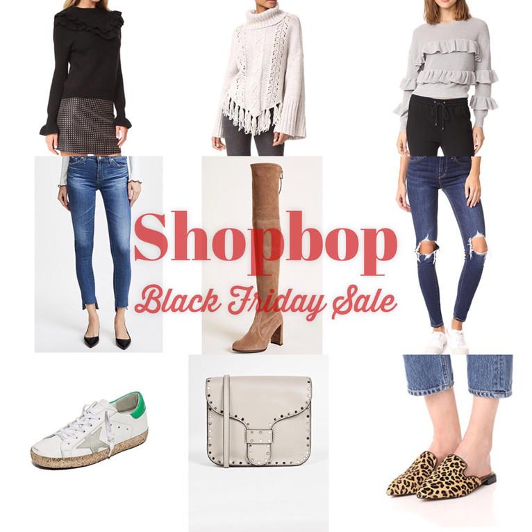 PRE-BLACK FRIDAY SHOPBOP SALE