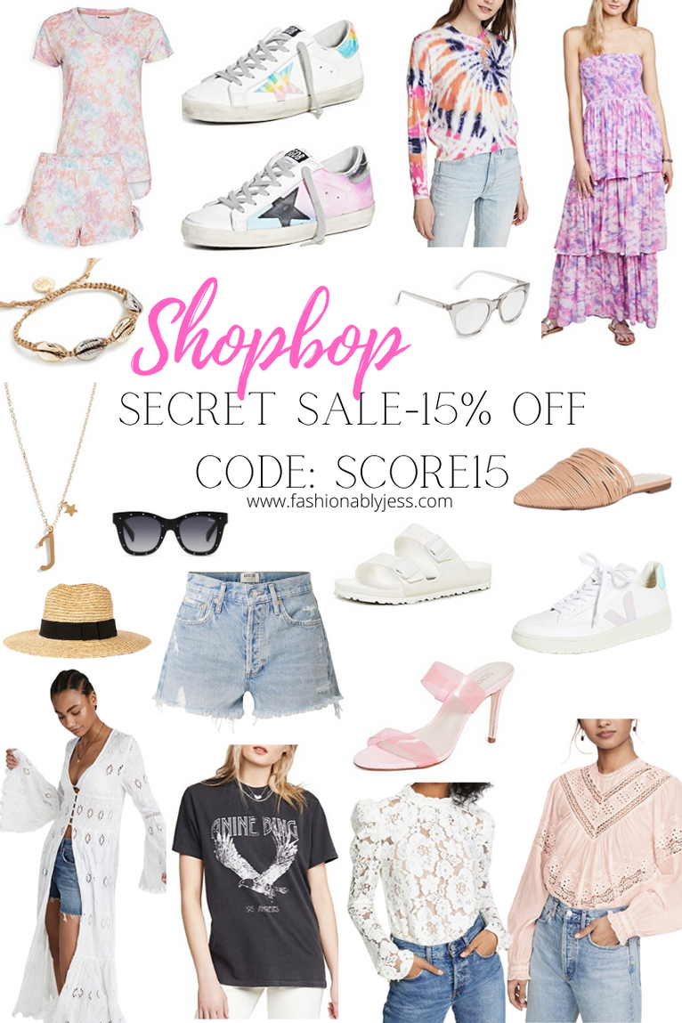 SHOPBOP SECRET SALE