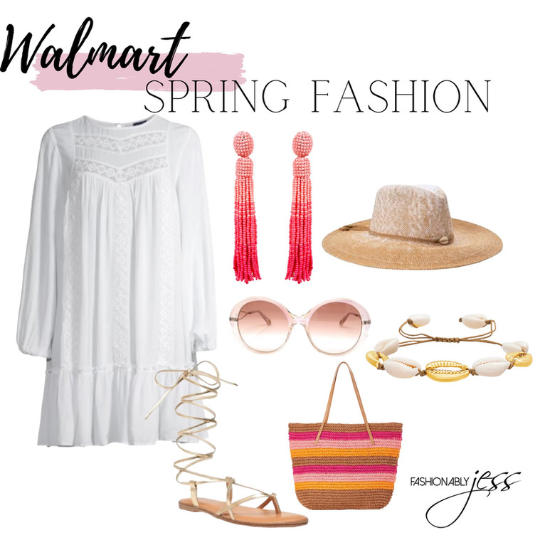 SIZZLING SPRING FASHION AT WALMART