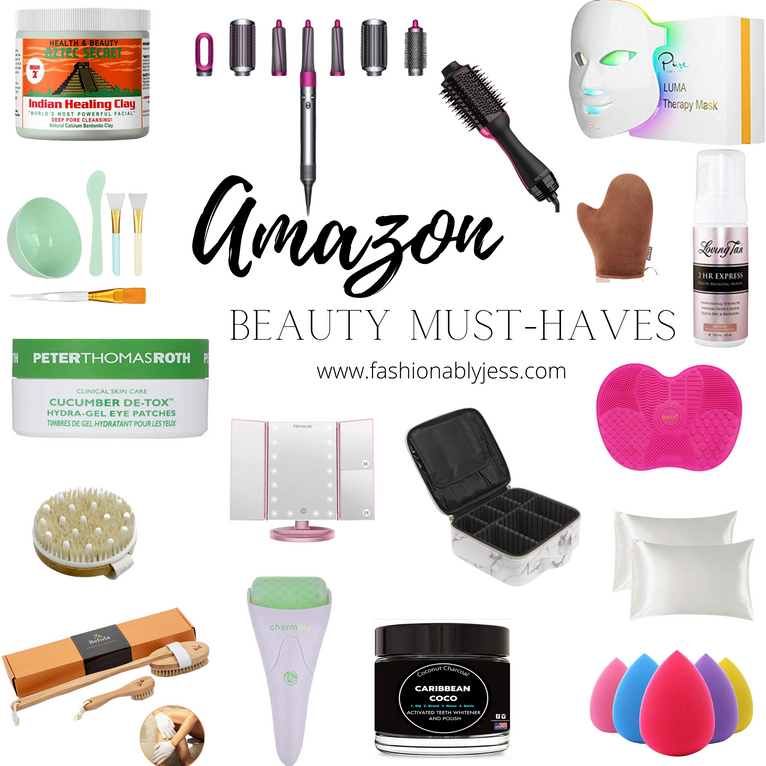 AMAZON BEAUTY MUST-HAVES