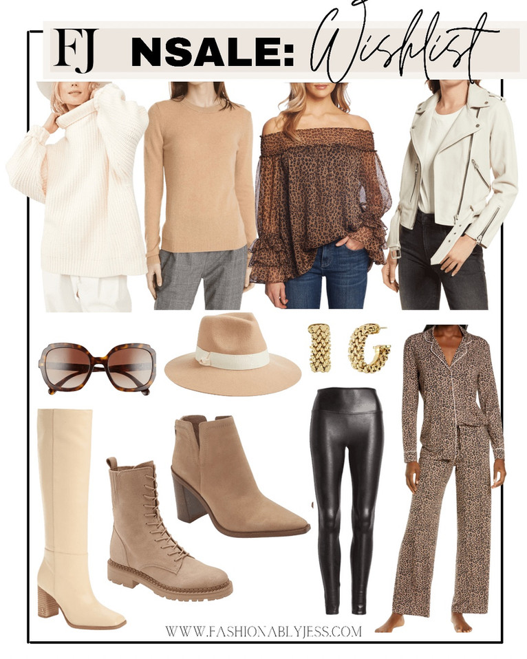 NORDSTROM ANNIVERSARY SALE 2021 WISH LIST AND SHOPPING GUIDE