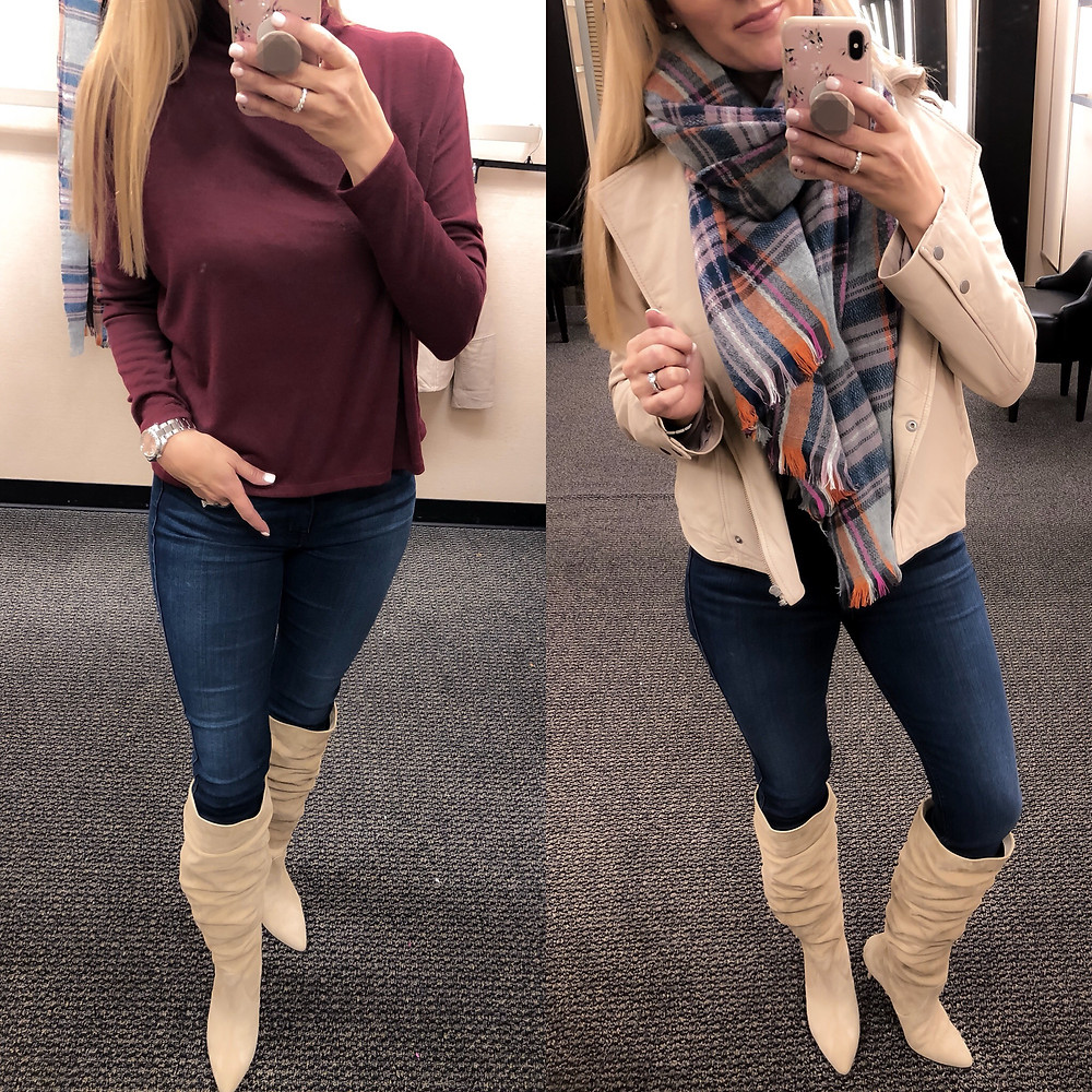 SWEATERS AND BOOTS FROM NORDSTROM SALE
