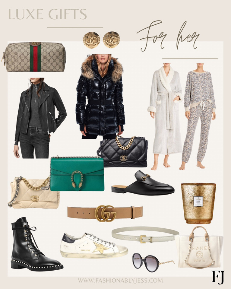LUXE HOLIDAY GIFT GUIDES
