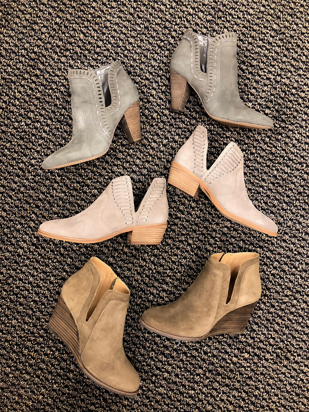 BOOTIES FROM NORDSTROM SALE