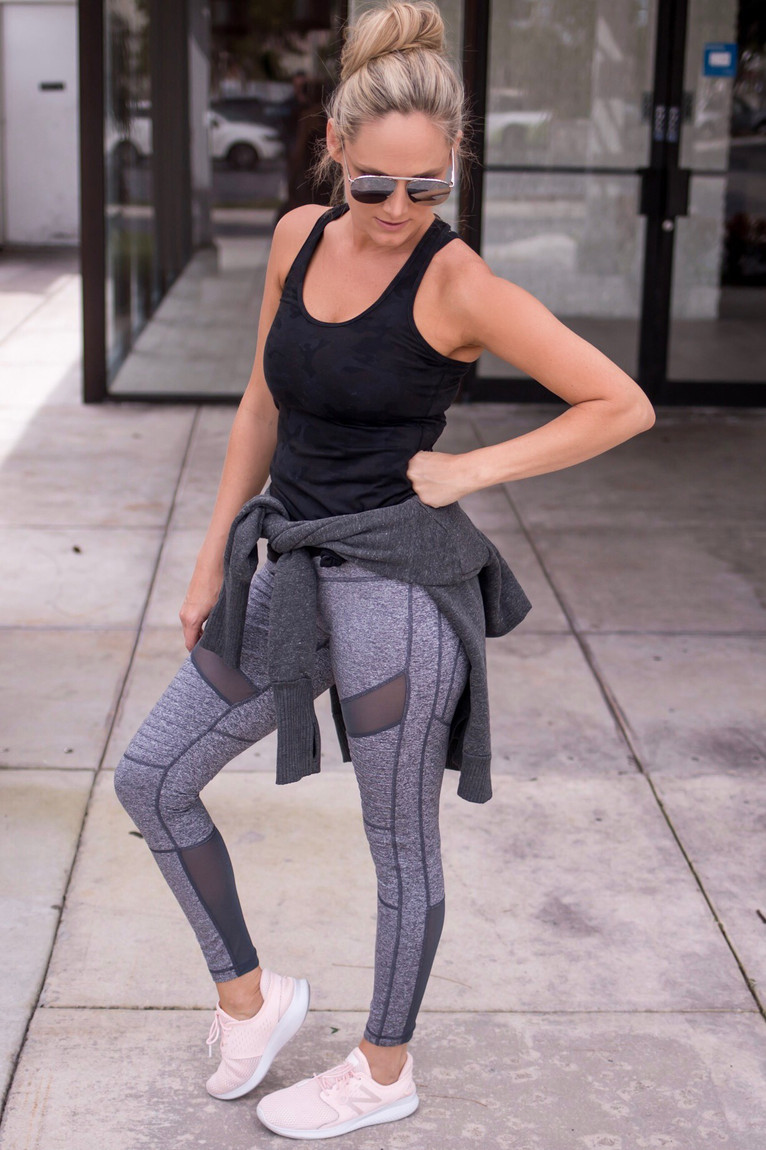 NEW YEAR ATHLEISURE STYLE