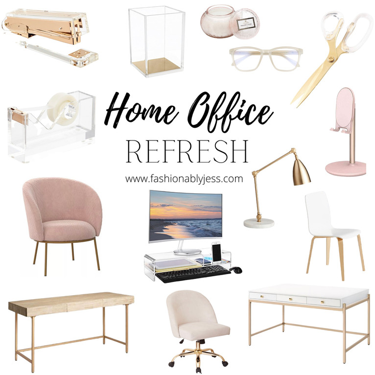 HOME OFFICE REFRESH
