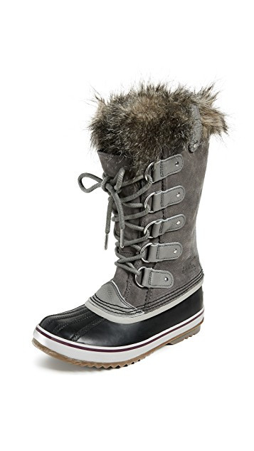 Joan of Arctic Faux Fur Boots