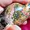 Thumbnail: Vibrant Ocean Jasper heart - Medium size