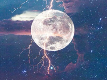 The Thunder Moon and You