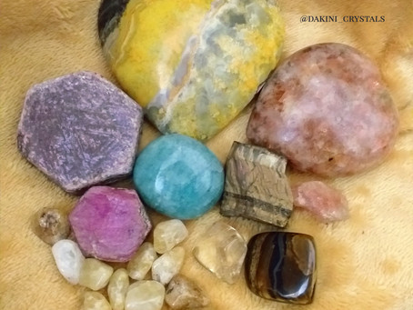 For all the 'over thinkers': Crystals to help align with your personal power